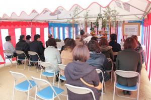熊本県熊本市のクリニック地鎮祭