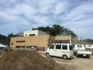 大津町の診療所建替え